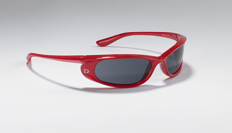 Sunglasses Flake Red CAT 3