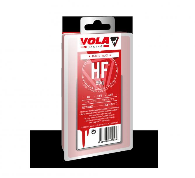 Premium 4S HF Red 80g